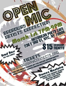 BAC Open Mic Flyer 3.1.15